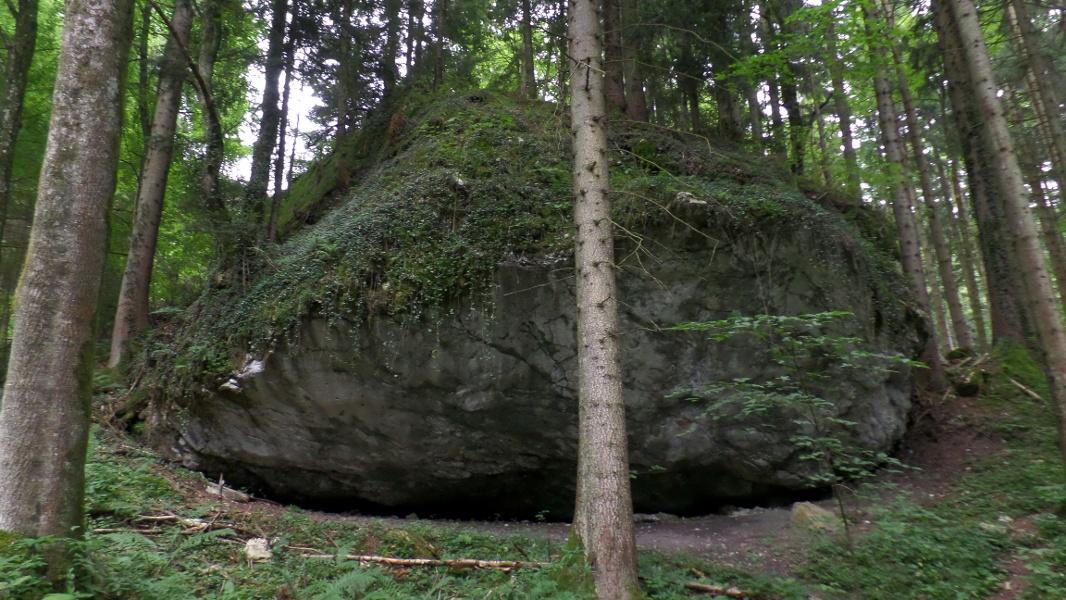 Bouldern am Scherbenstein