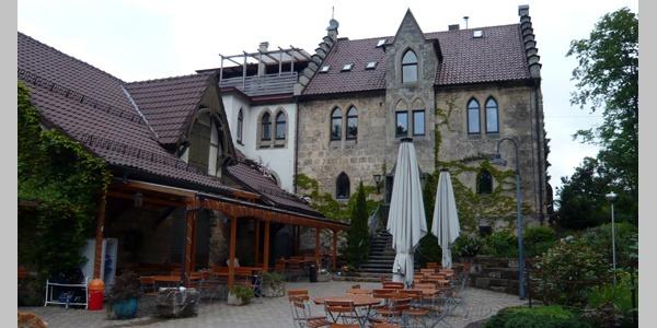 Gaststätte Altes Forsthaus.