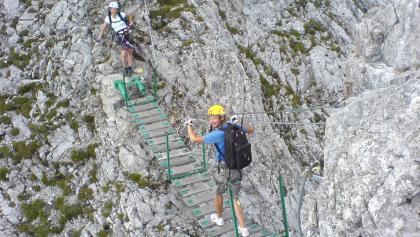 Klettersteig Innsbruck : Die schönsten klettersteige in innsbruck und umgebung