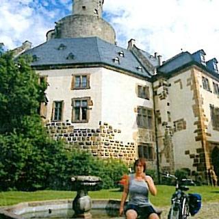 Das Büdinger Schloss.