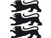 """Schmeck den Süden, 3 Löwen - 90 Prozent des Angebots ist ehrlich regional, Auszeichnung nach """"Haus der Baden-Württemberger Weine"""" und zertifiziert nach ServiceQualität Deutschland.   - © Quelle: Hohenlohe + Schwäbisch Hall Tourismus e.V."""