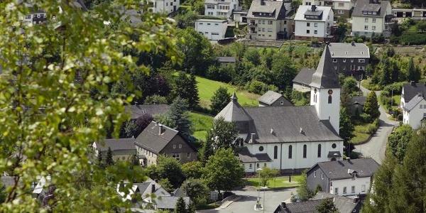 Bergbauwanderweg Ramsbeck - Ramsbeck