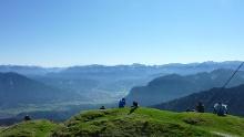 Mountain tour - Notkarspitze - Graswang