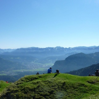 Bergtour - Notkarspitze - Graswang