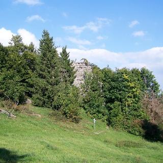Ruine Vorderburg