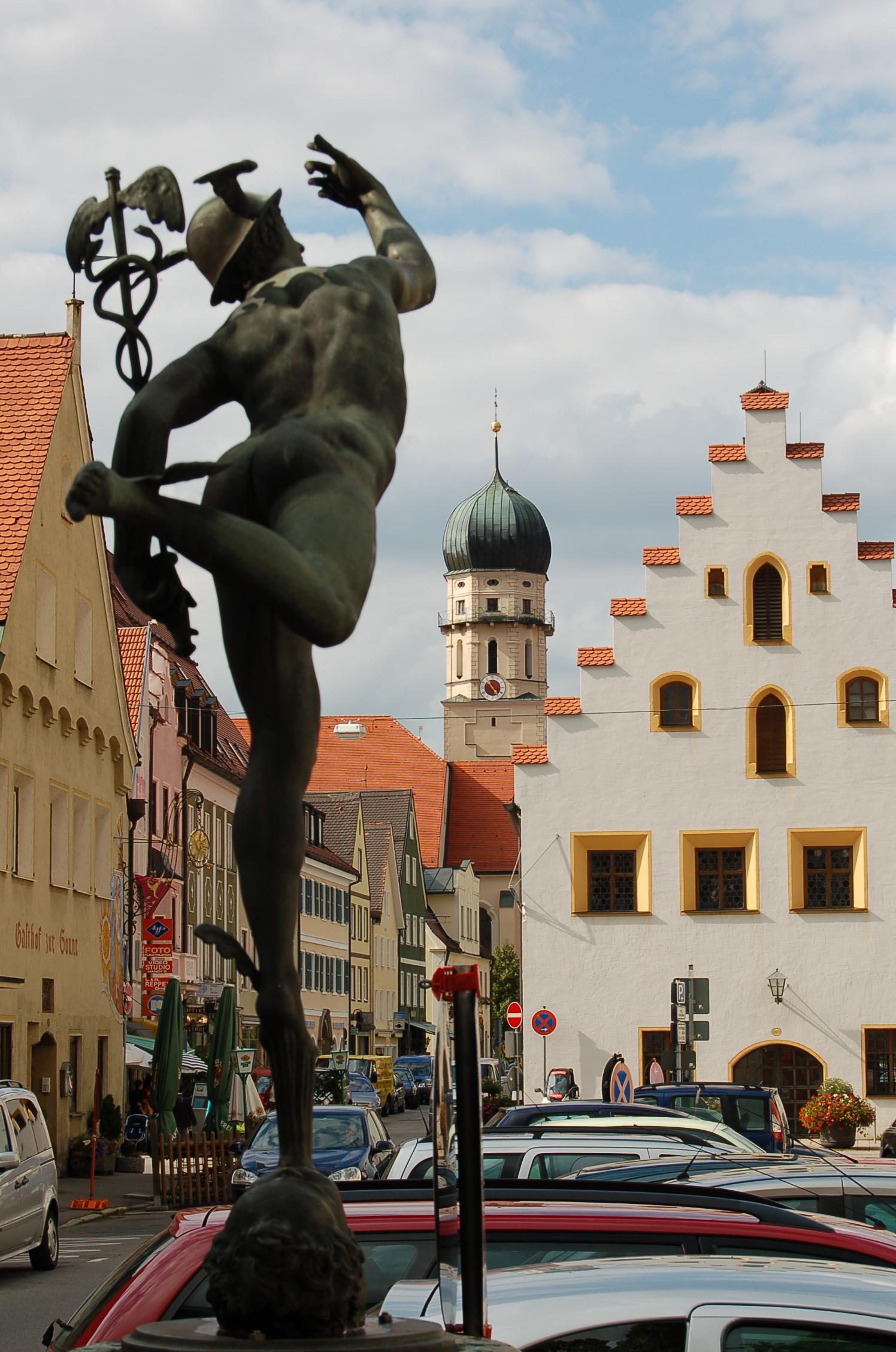 Kulturstadt Schongau.