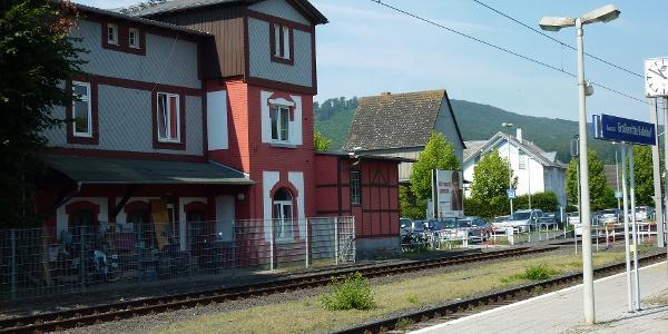Bahnhof Großenritte