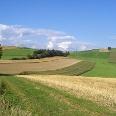 Die Strecke bietet sehr schöne Ausblicke.