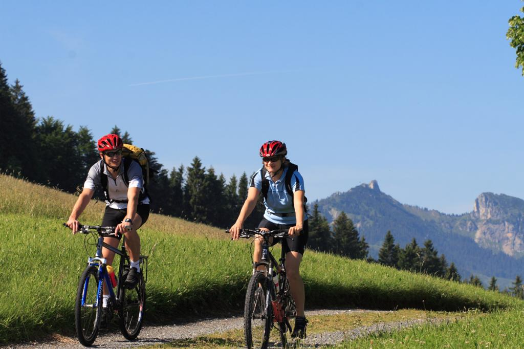 Mountainbiketour - Genießertour Ammertal