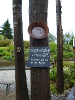 Foto Im Miniaturpark kann man Golwaschen