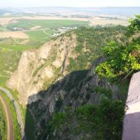 An der Bastei auf dem Rotenfels
