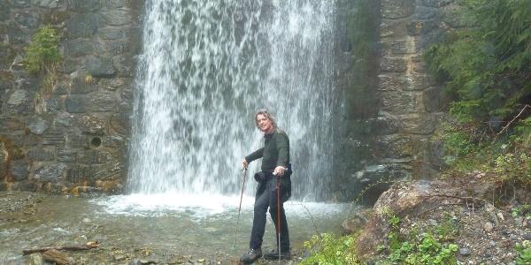 Wasserfall im Berger Bach