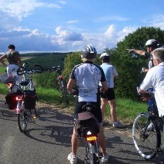 Unterwegs im mainfränkischen Odenwald