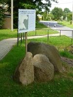 Foto Naturdenkmal Findlingsgruppe