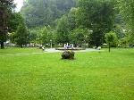 Foto Kurpark in Bad Schandau