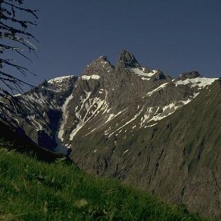 Ganz rechts ist der Wildengundkopf zu sehen.
