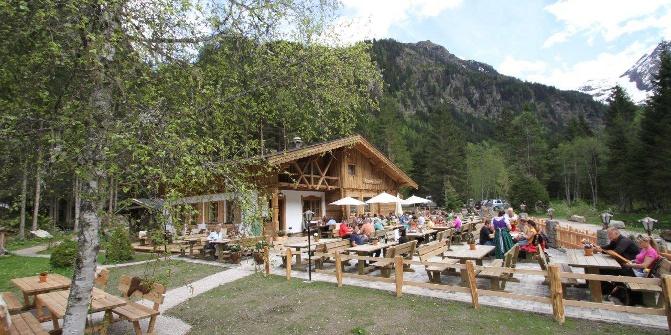 Almgasthaus Riesachfall