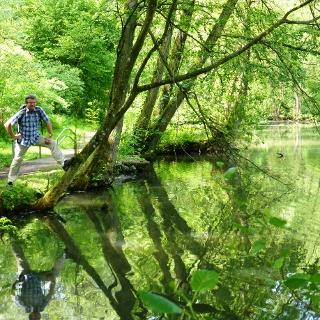 toller See im Morper Park