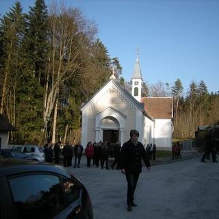 Wallfahrtskirche Maria Fieberbruendl