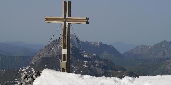 Gipfelkreuz Spuller Schafberg