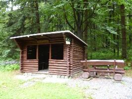 Foto Pferdekuppen Hütte