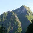 Giebel - von der Schwarzenberghütte aus gesehen
