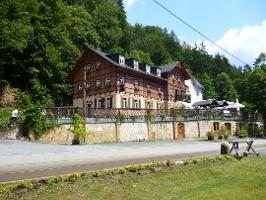 Foto Hotel und Gasthof Forsthaus im Kirnitzschtal