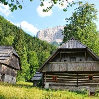 Altes Bauernhaus in Zell-Freibach