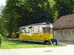 Foto Die historische Kirnitzschtalbahn von 1898