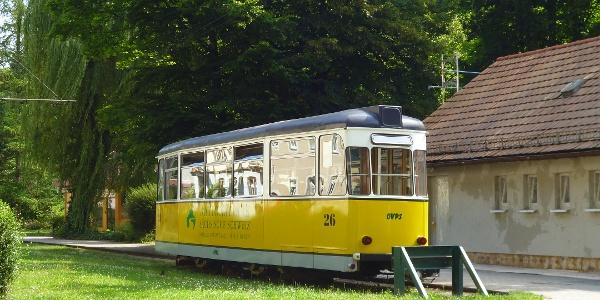 Die historische Kirnitzschtalbahn von 1898