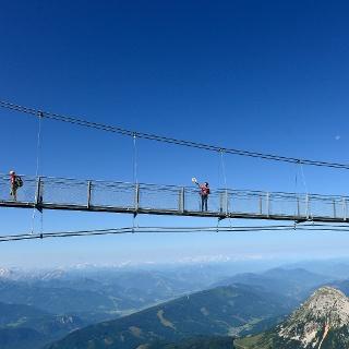 Gletscherbrücke
