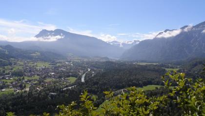 Panoramablick Jochwand
