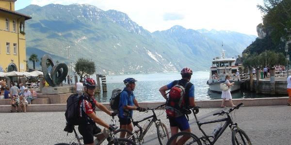 Port of Riva del Garda