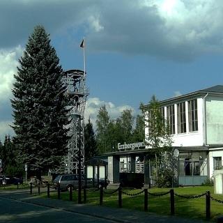 Das Bergbaumuseum informiert über die Arbeits- und Lebensbedingungen der Bergleute.
