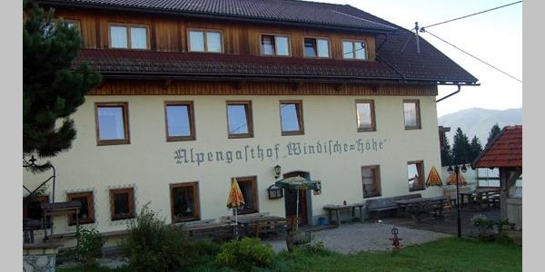 Alpengasthof Wind auf der Windischen Höhe