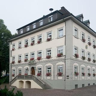 Rathaus Wehr - Neues Schloss