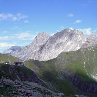 Innsbrucker Hütte
