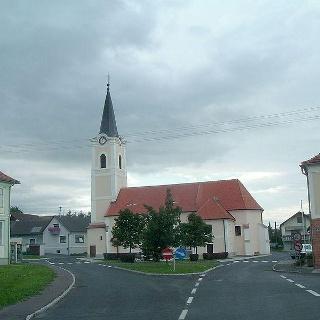 Kirche in Mischendorf