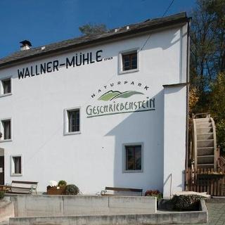 Wallner Mühle & Wassermühle in Markt Neuhodis