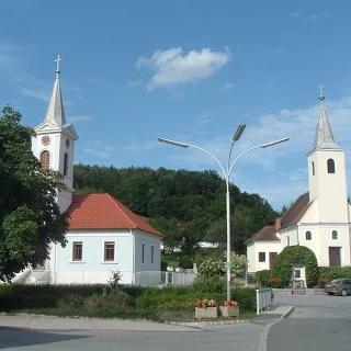 Kirchen in Grodnau
