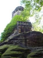 Foto Aussichtsturm auf dem Pfaffensteinplateau