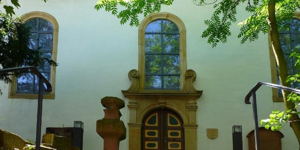 Alte Winzinger Kirche