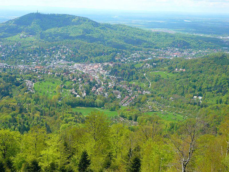 Panoramaweg Baden-Baden (Premiumweg)