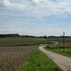 Sanft schlängelt sich unser Weg von Geraszell hoch zum Brandelberg.