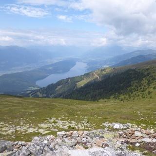 Blick vom Gipfel