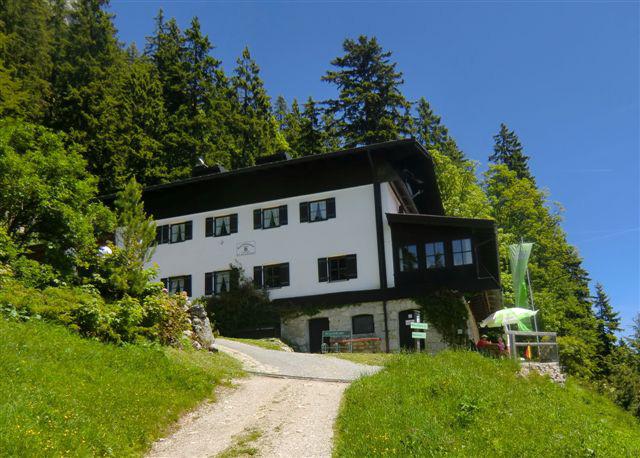 Brünnsteinhaus-©Autor: Yvonne Tremml, Quelle: Yvonne Großmann