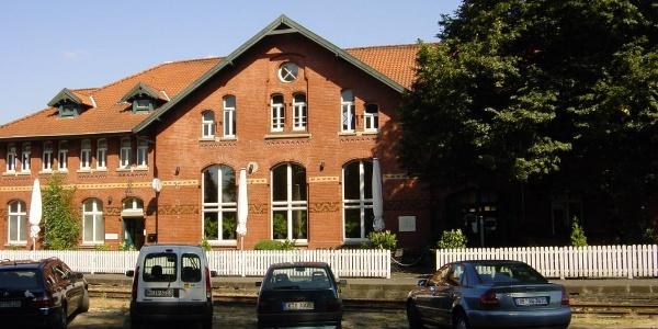 Kulinarischer Bahnhof Kupferdreh.