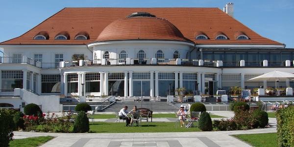 Das Casino in Travemünde