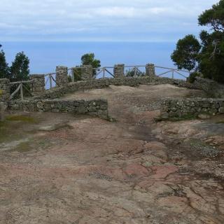Aussichtspunkt Cabezo del Tejo