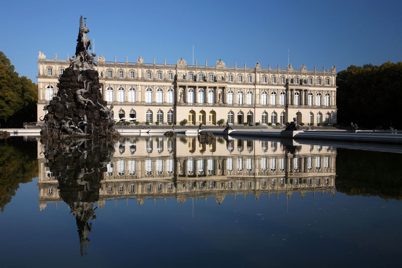 Schloss Herrenchiemsee